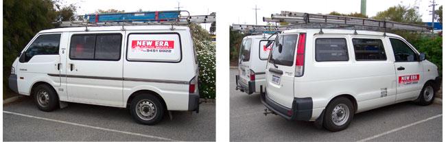 Service Vehicles