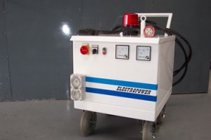 aircraft equipment ground power unit
